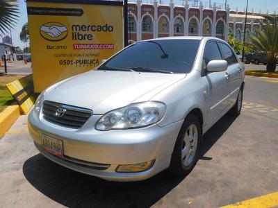 Corolla 2007 Gli Sincronico Tapiceria De Cuero