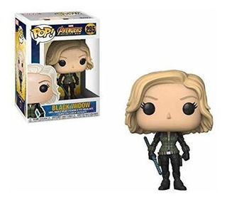Funko Pop Marvel Black Widow Nuevo Original