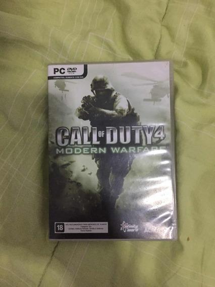 Call Of Duty 4: Modern Warfare Pc Original