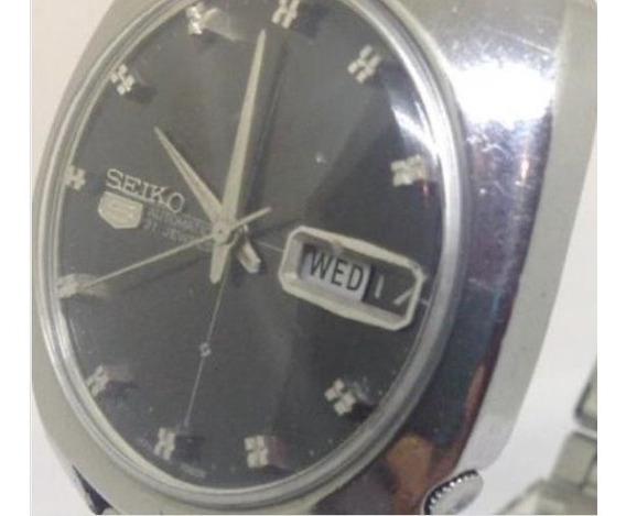 Relógio Seiko 5 Masculino T07339 Automático Webclock