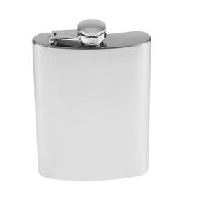 9oz De Aço Aço Quadril Frasco Liquor Bolso Container Flagon