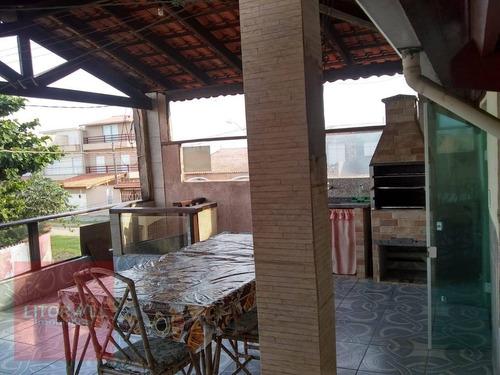 Imagem 1 de 27 de Casa Com 2 Dormitórios À Venda, 119 M² Por R$ 200.000,00 - Jardim Jamaica - Itanhaém/sp - Ca1742