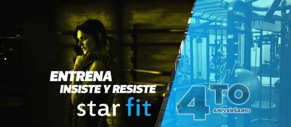 Oportunidad Unidad Pto De Vta Marca: Star Fit Gym Cancun