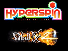Hyperspin Pinball Fx2 - 68 Mesas