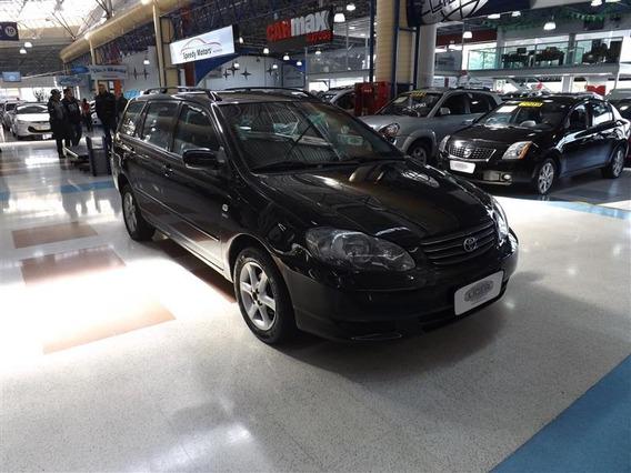 Toyota Fielder Blindada 1.8 16v Gasolina Automático 2005