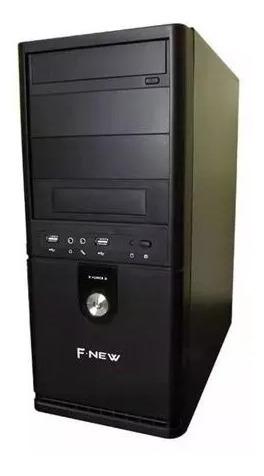 Cpu E8400 8gb Ddr3 Hd 500 - Win 7 - Office #prontoparauso