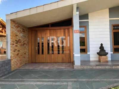 Casa Em Novo Esteio Com 3 Dormitórios - Vr27587