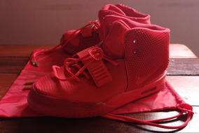 Tênis Nike Air Yeezy 2 - Red October. Pronta Entrega.
