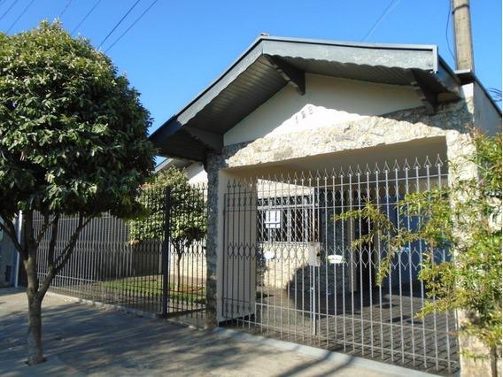 Casa Com 2 Dormitórios Para Alugar, 89 M² Por R$ 1.050,00/mês - Santa Terezinha - Piracicaba/sp - Ca3239