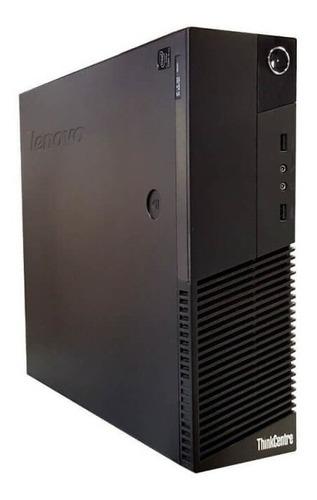 Imagen 1 de 3 de Lenovo Thinkcentre I5 8gb Ram-2tb Dd