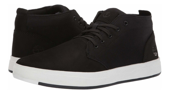 Tenis Hombre Timberland Davis Square Leather An N-8180