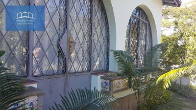 Casa 4 Quartos, 360 M² Por R$ 1.200.000 - Centro - Petrópolis/rj - Ca0002