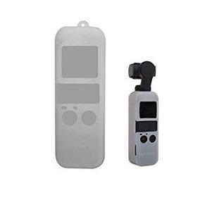 Case Silicone Branca Para Dji Osmo Pocket (pronta Entrega)