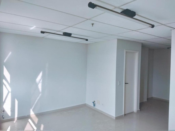 Sala Em Centro, Mogi Das Cruzes/sp De 37m² À Venda Por R$ 190.000,00 - Sa543932