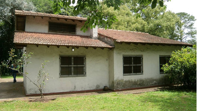 Pontevedra Excelente Casa Quinta Con Pileta Chalet Financia