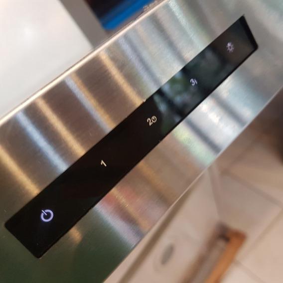 Campana De Coicina Stilo Pro Led Touch 90 Spar Franke Potenc