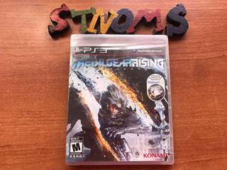 Metal Gear Rising Revengeance + Soudtrack