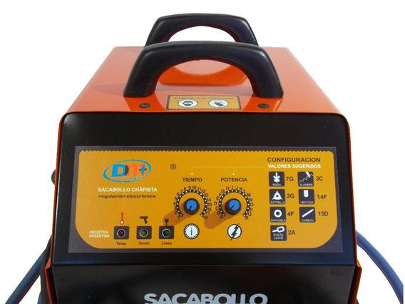 Sacabollo Chapista Solmec Electronico 220 Volts - Sin Carro!