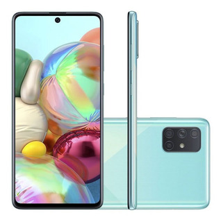 Smartphone Samsung Galaxy A71 128gb 4g Tela 6.7 Pol.