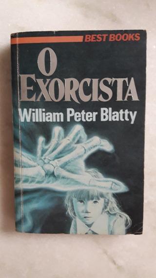 Livro O Exorcista -william Peter Blatty (h)
