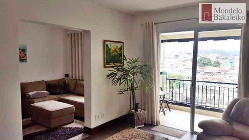 Apartamento Casa Verde 100m² - 02 Vagas - 1240