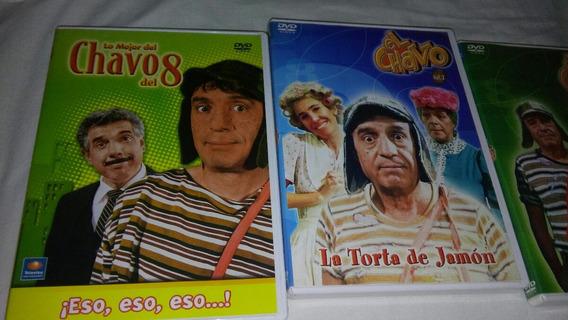El Chavo Del 8 Serie De Tv En Dvd Varios Volumenes
