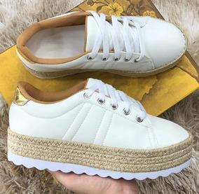8acd92958db Tenis De Modinha Branco - Sapatos no Mercado Livre Brasil