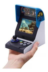 Neo Geo Arcade Mini International C/ 40 Jogos Neo Geo