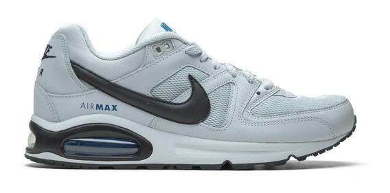 Tênis Nike Air Max Command Cinza 9944 Original