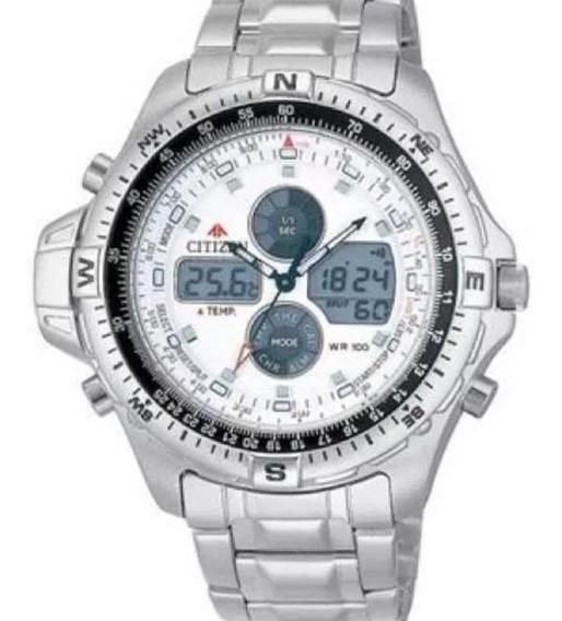 Relógio Citizen Promaster Js1040-51a Novo, Original
