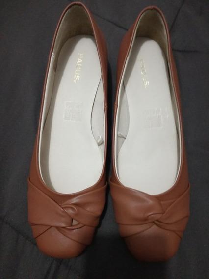Zapatos Padus Camel