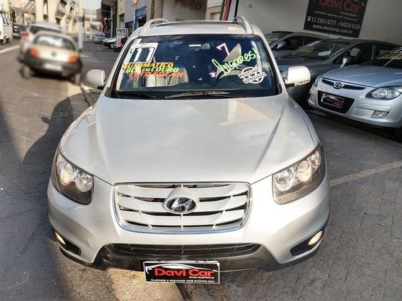 Hyundai Santa Fe 3.5 Gls 7 Lugares Top!!!