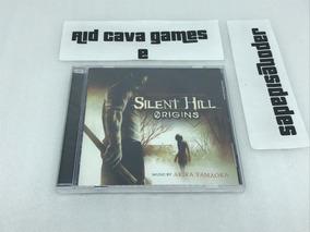Silent Hill Origins - Cd Trilha Sonora