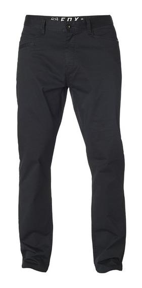 Pantalon Fox Stretch Chino Negro