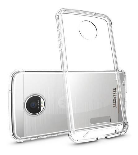 Capa Motorola Moto Z3 Play Anti-impacto+película De Gel