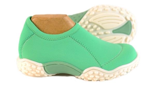 Zapatillas Elastizadas Doblele Alfa Niños Sin Genero Colores