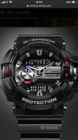 G-shock G Mix Gba 400 Bluetooth