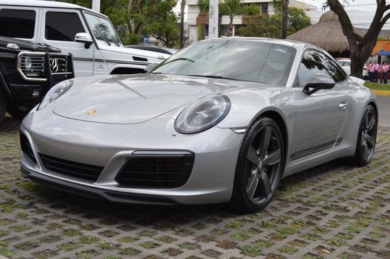 Porsche 911 2019 Carrera T Plata Gt Metalizado