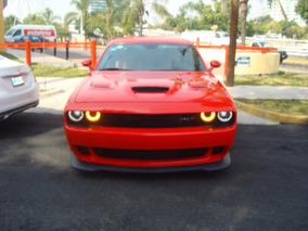 Dodge Challenger 6.2 Srt Hellcat Mt 2015 Rojo
