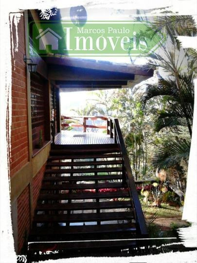 Casa Para Venda Em Teresópolis, Golfe, 3 Dormitórios, 1 Suíte, 2 Banheiros, 2 Vagas - Ca027_2-831538