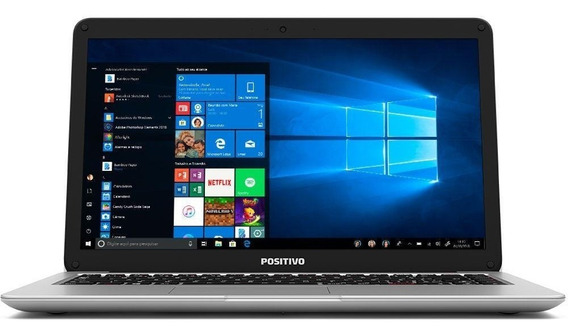 Notebook Positivo Motion C4500a Tela 14 Hd 4gb 500gb