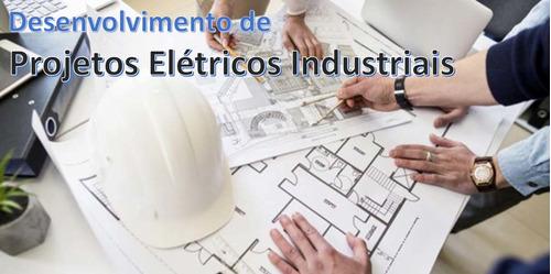 Imagem 1 de 1 de Projetos Elétricos Industriais