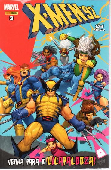 X-men 92 Volume 3 - Panini 03 - Bonellihq Cx253 D18
