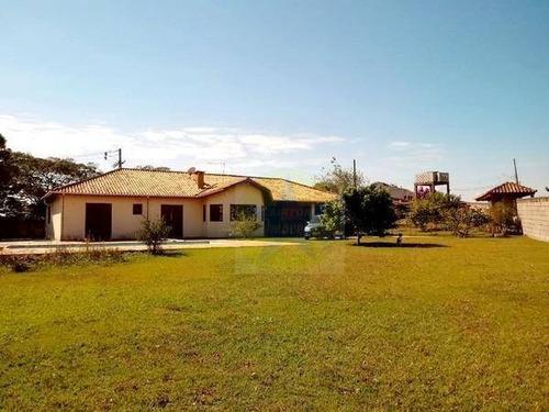 Casa Residencial À Venda, Jardim Dos Pinheiros, Atibaia. - Ca1524