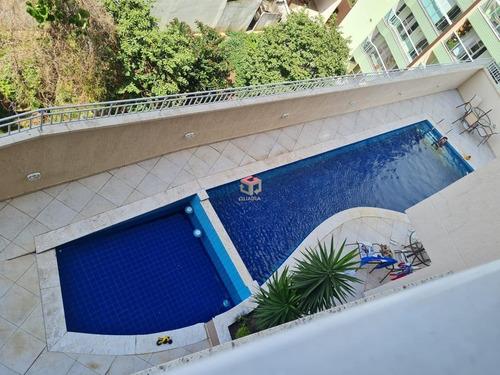 Apartamento À Venda, 2 Quartos, 1 Suíte, 1 Vaga, Guiomar - Santo André/sp - 19532
