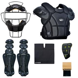 Champro Sports Varsityárbitro Kit-black Negro