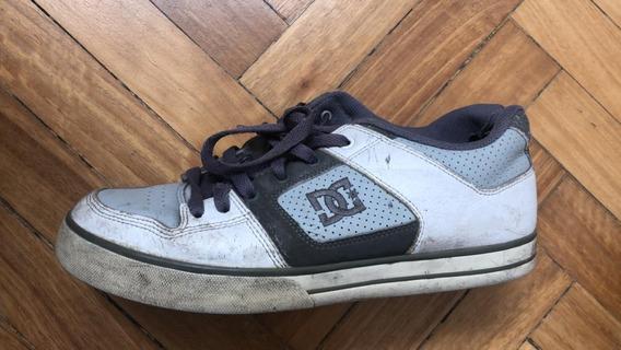Zapatillas Dc Pure Us8.5 Usadas