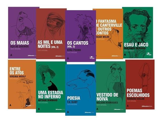 20 Livros De Literatura