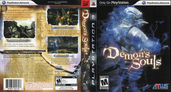Demons Souls Ps3 - Psn Digital