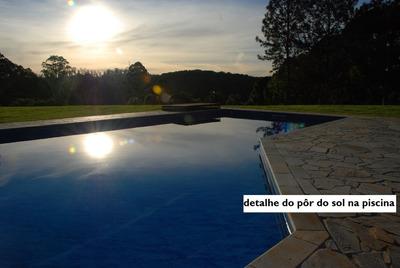 Chácara Belíssima, Toda Montada Em Condomínio De Ibiúna!!!